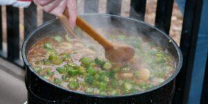 Manitou's Mumbo Jumbo Gumbo Cook-Off