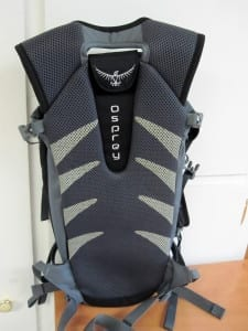 Osprey Backpack Backside
