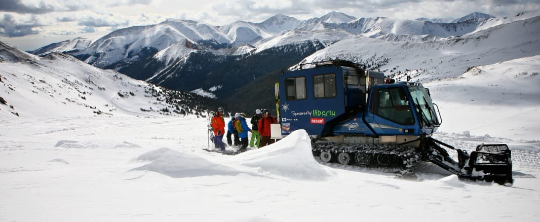 Powder Addiction: Snowcat Skiing on Jones Pass