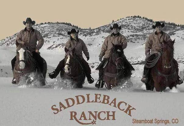 Saddleback Ranch Steamboat Springs Colorado