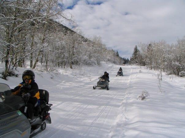 White Mountain Snowmobile Tours