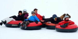 Saddleback Ranch Tubing Hill