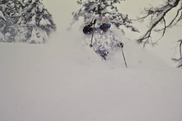Vail Ski Resort Seth Masia Powder Skiing