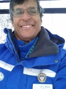 Vail Ski Instructor Seth Masia