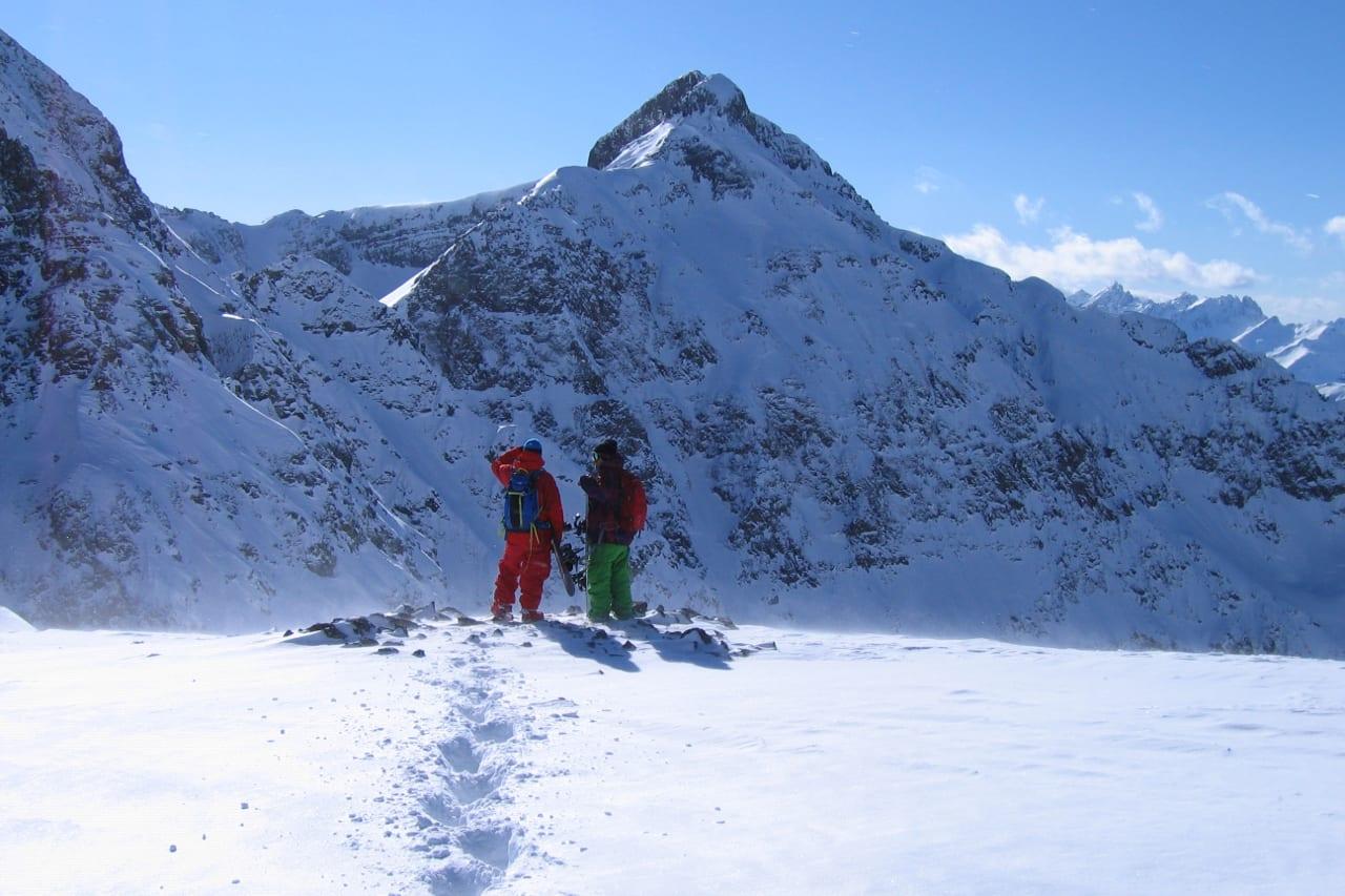 Silverton Mountain Heli Skiing