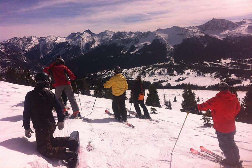 Silverton Colorado Snowcat Skiing