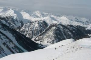 Silverton Mountain Heli Skiers