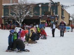 Steamboat Winter Carnival Kids Event