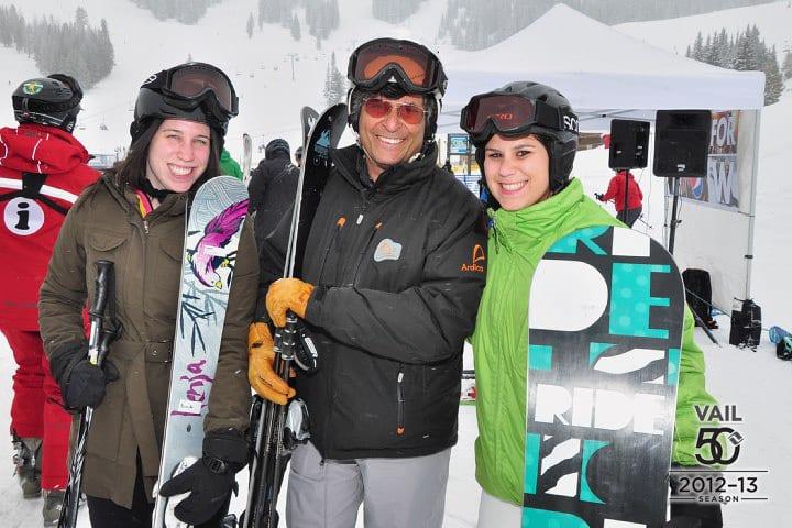 Vail Ski Resort Instructor Seth Masia