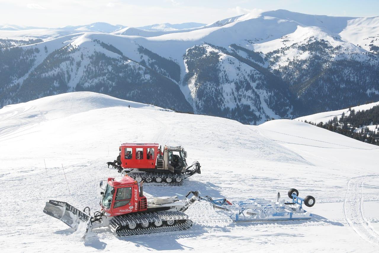 White Mountain Snowcats Leadville
