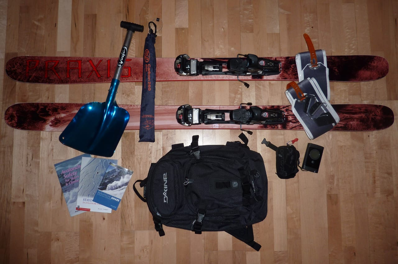 Winter Backcountry Gear