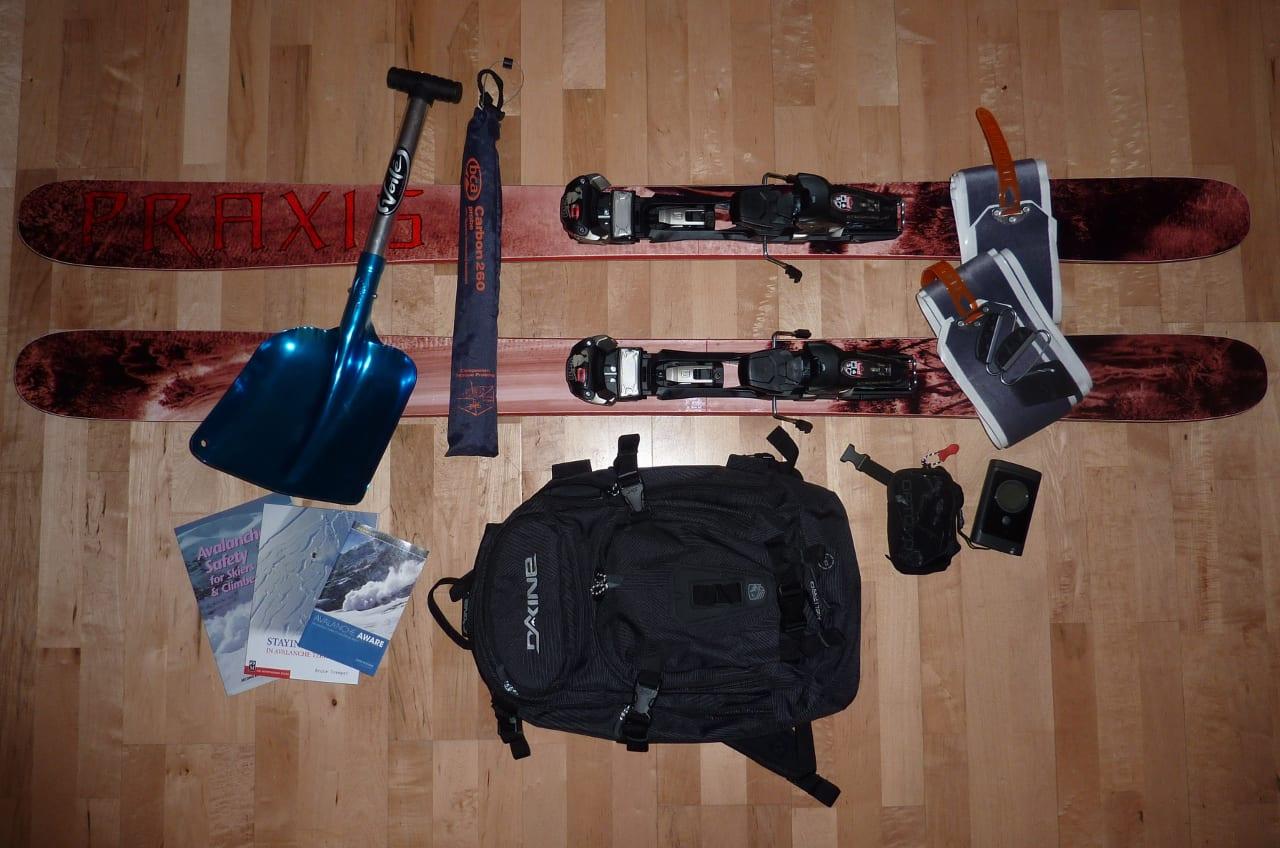 Winter Backcountry Gear