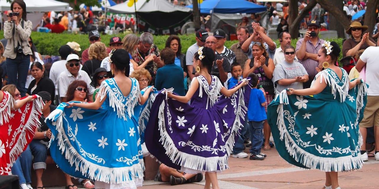 Cinco De Mayo Denver Dancers