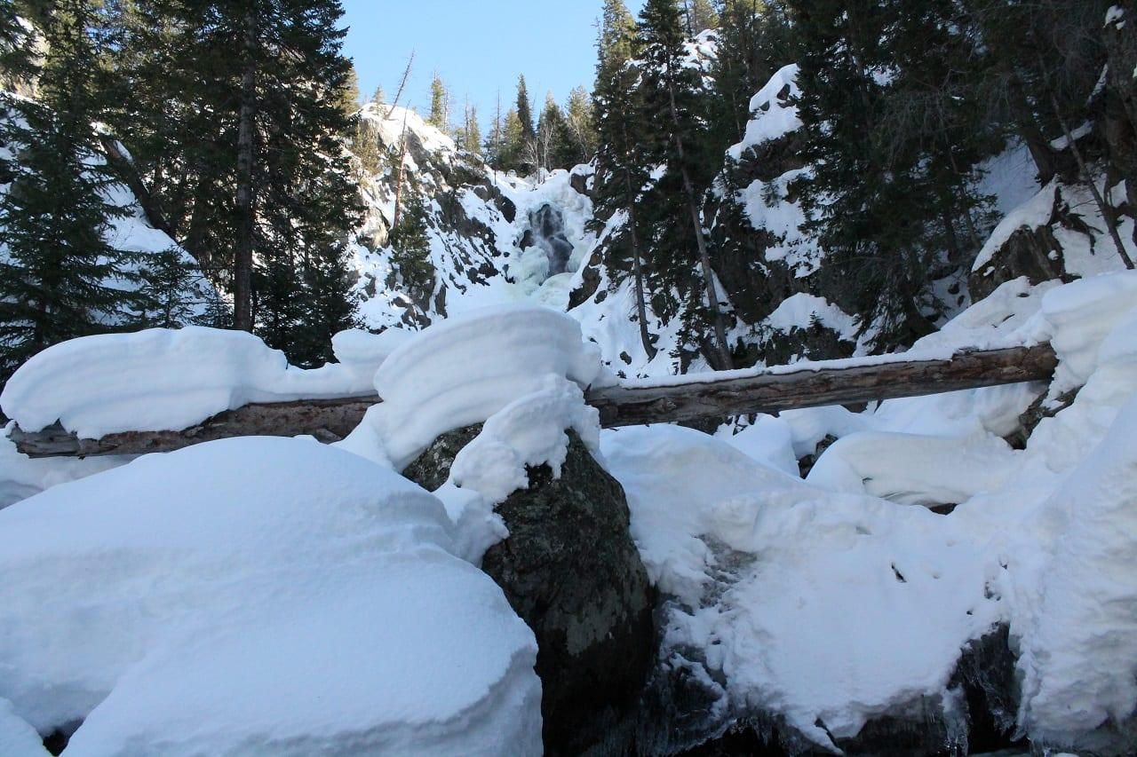 Fish Creek Falls Winter Hike Steamboat Springs