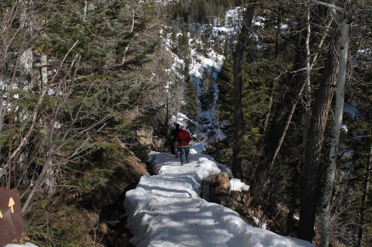 Fish Creek Canyon Hiking Steamboat Springs