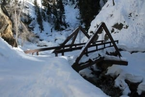 Fish Creek Bridge Steamboat Springs