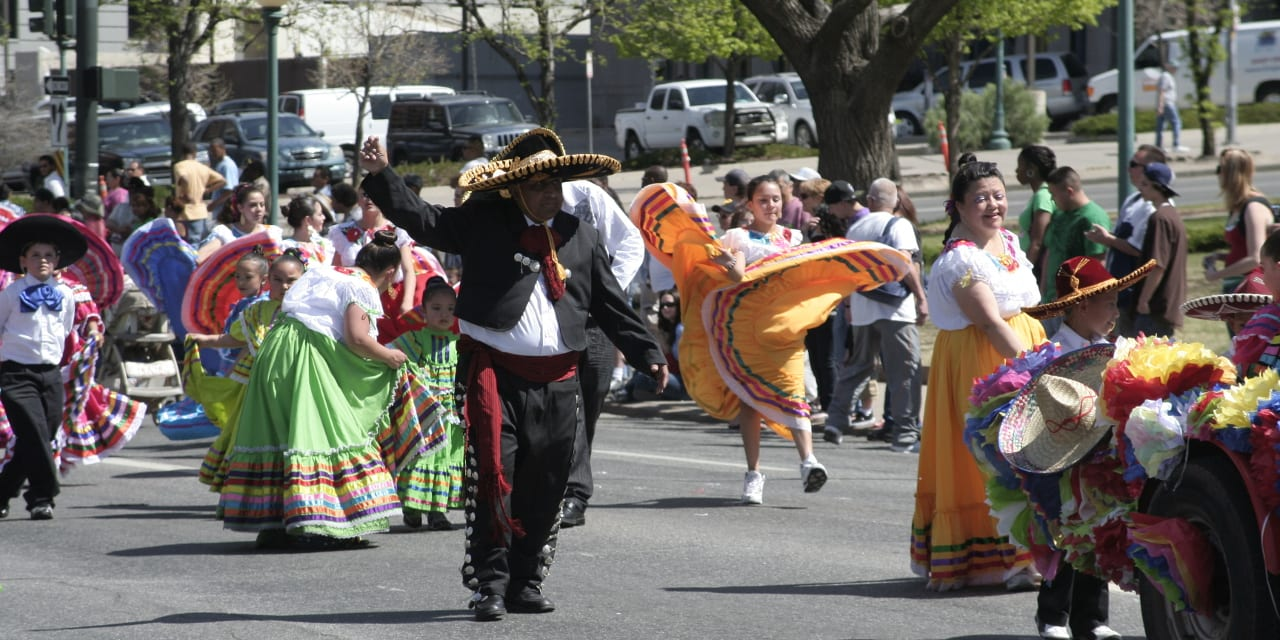Cinco De Mayo Festival Parade Denver.