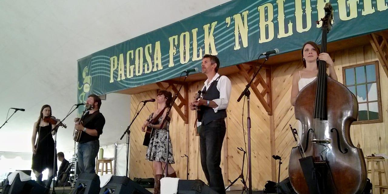 Pagosa Folk 'N Bluegrass Festival
