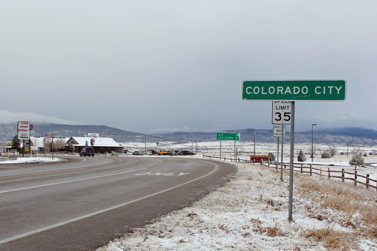 Colorado City Colorado