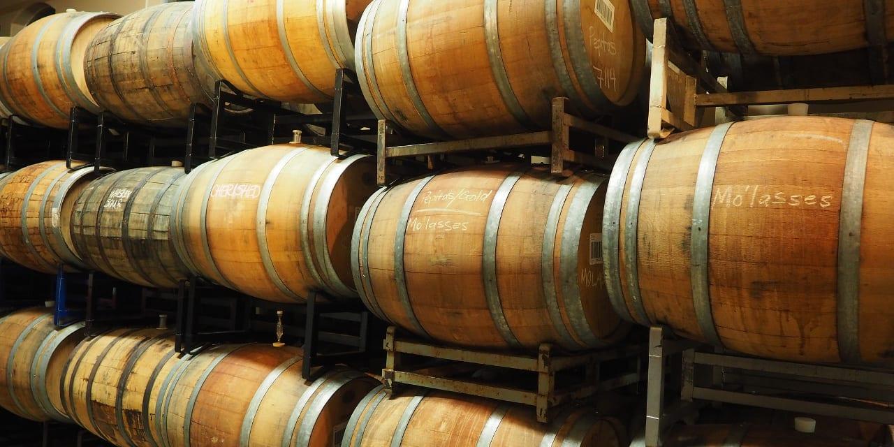 Paradox Beer Company Barrels Woodland Park