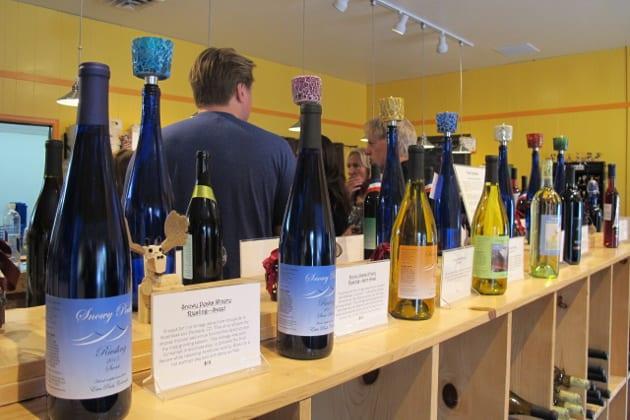 Snowy Peaks Winery Tasting Room