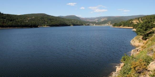 Barker Reservoir Nederland Colorado