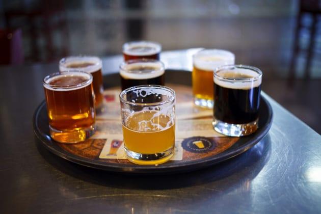 Bristol Brewery Beer Sampler