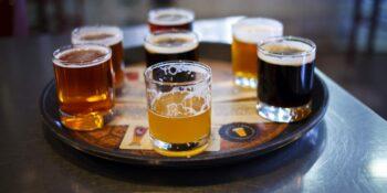 Bristol Brewing Beer Sampler Colorado Springs