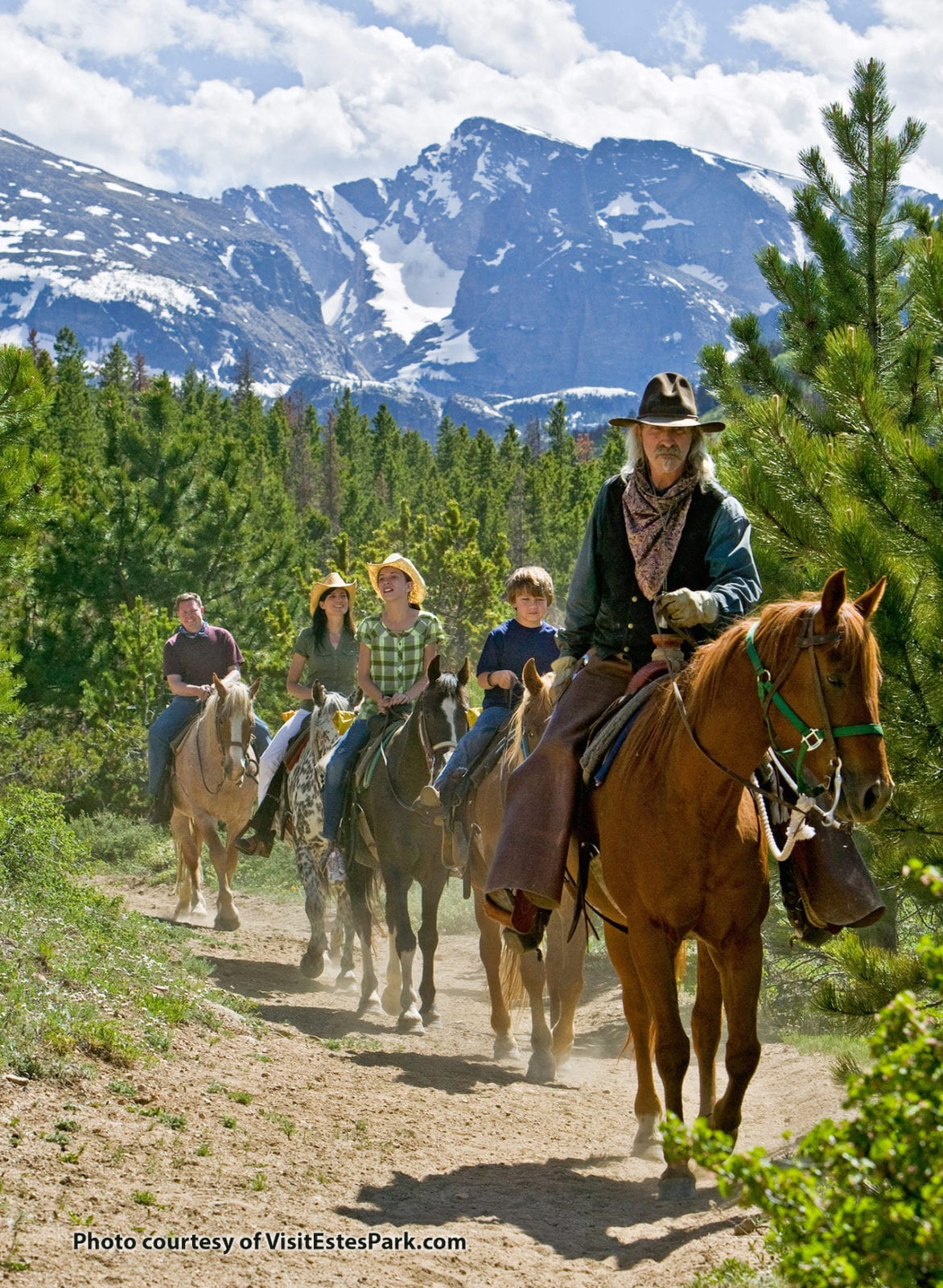 Adventure All Year In Estes Park Things To Do In Estes