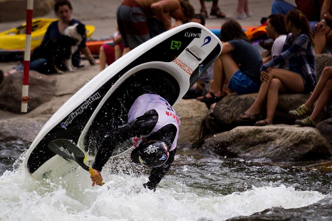 FIBArk Salida CO Freestyle Kayaking