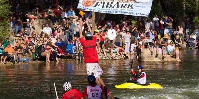 Salida S Fibark Celebrates Its 67th Year Colorado Travel