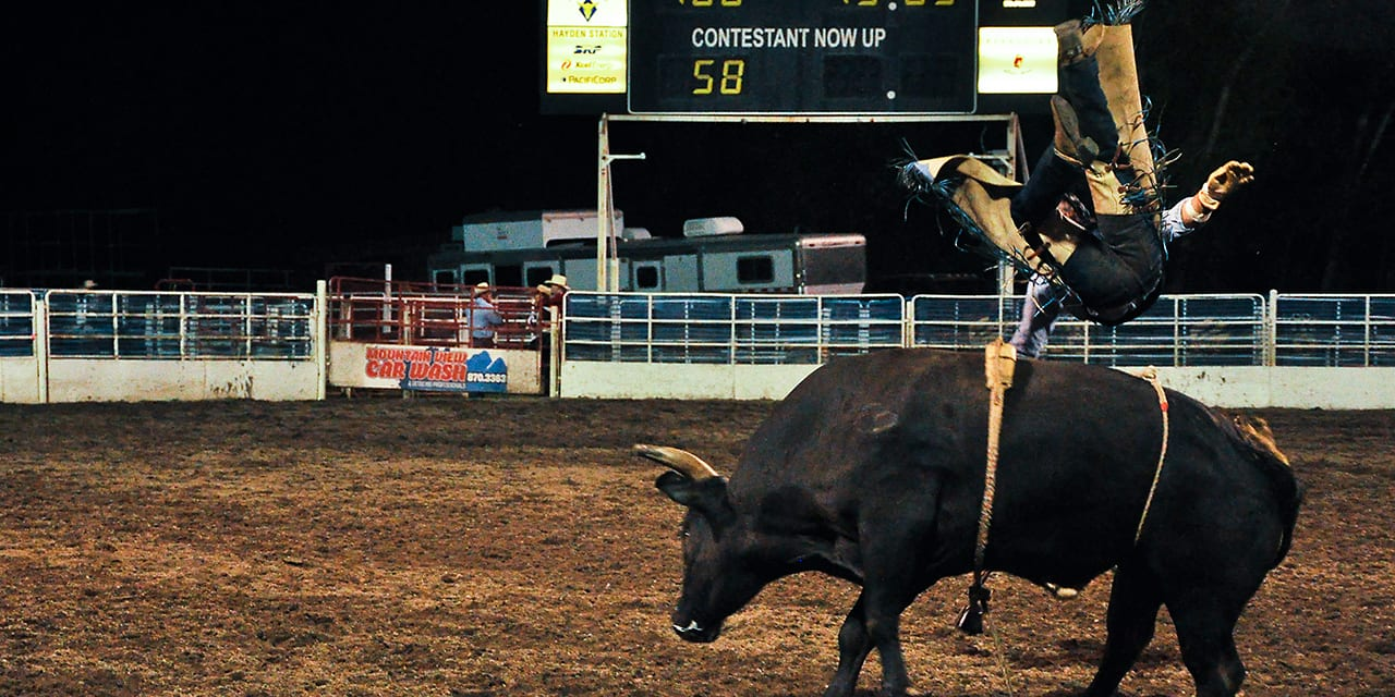 Steamboat Springs Pro Rodeo