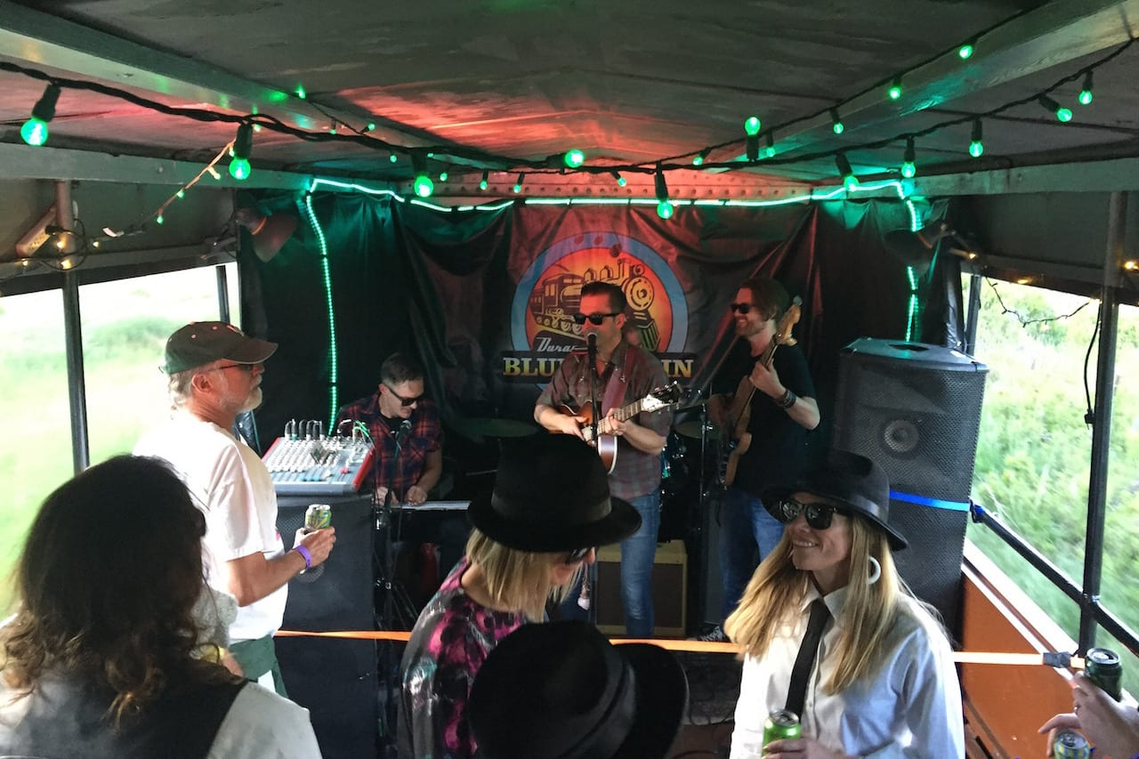 Durango Blues Train Dragondeer Band