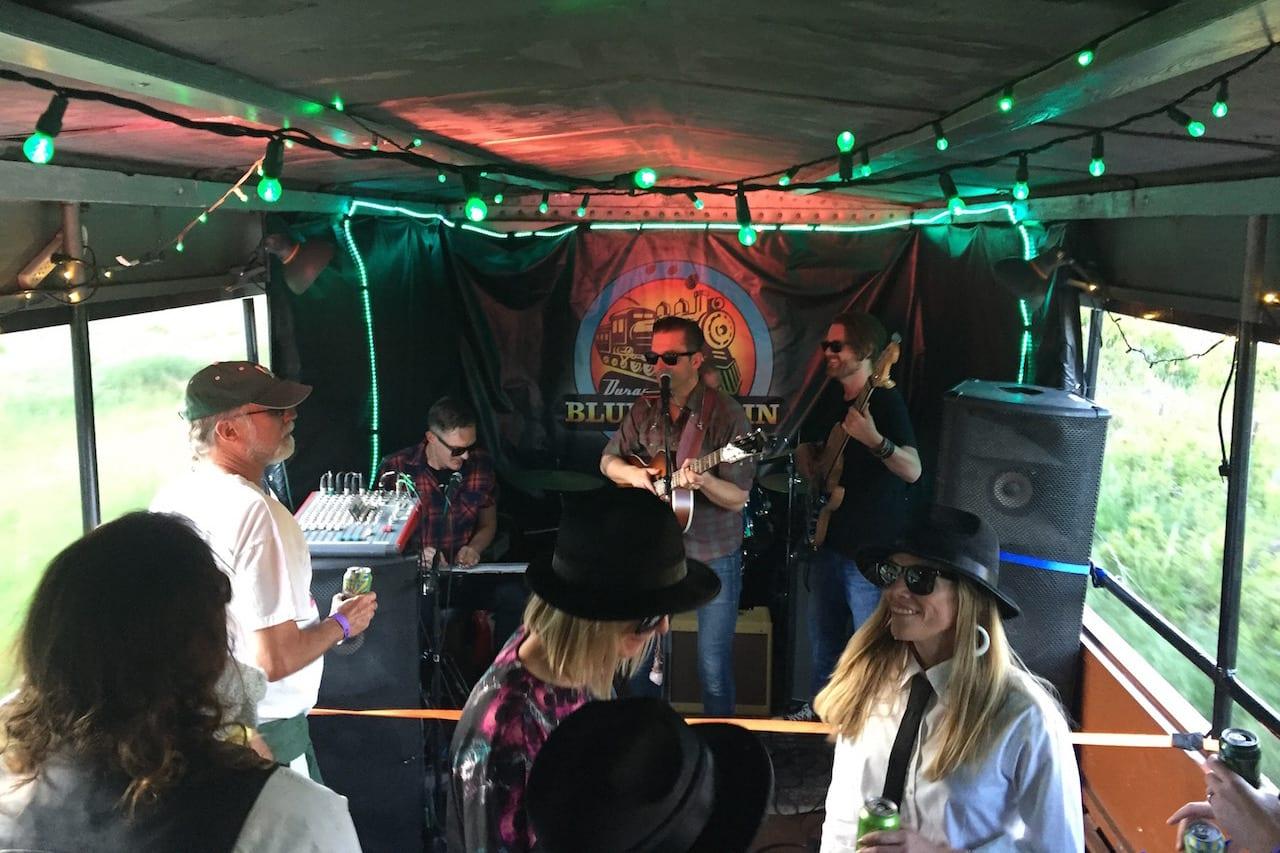 Durango Blues Train Dragondeer Band