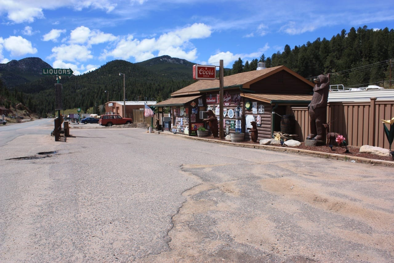 Coal Creek Colorado Gilpin And Jefferson County Towns In Co