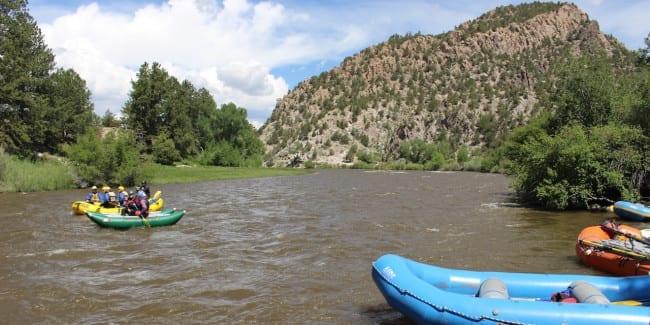 Arkansas River Rafting Browns Canyon