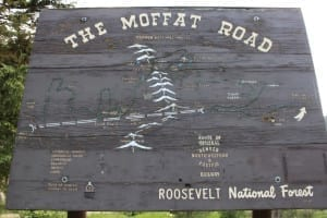 Moffat Road Rollinsville Colorado