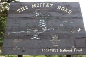 Moffat Road Rollinsville Colorado