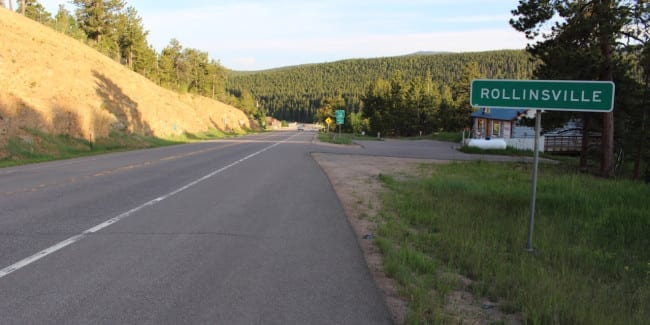 Rollinsville Colorado