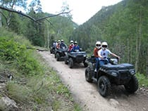 All Season Adventures ATV