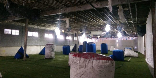 American Paintball Coliseum Denver