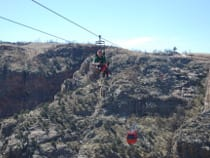 Cloudscraper Zip Line Royal Gorge