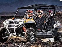 Colorado West Jeeps ATV Rentals