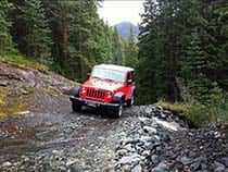Colorado West Jeep Rentals