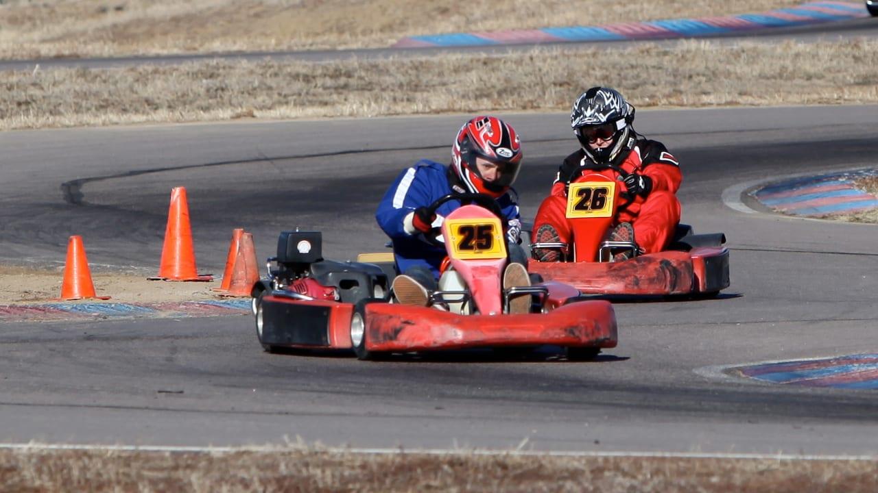 Go Kart Race Centennial Colorado