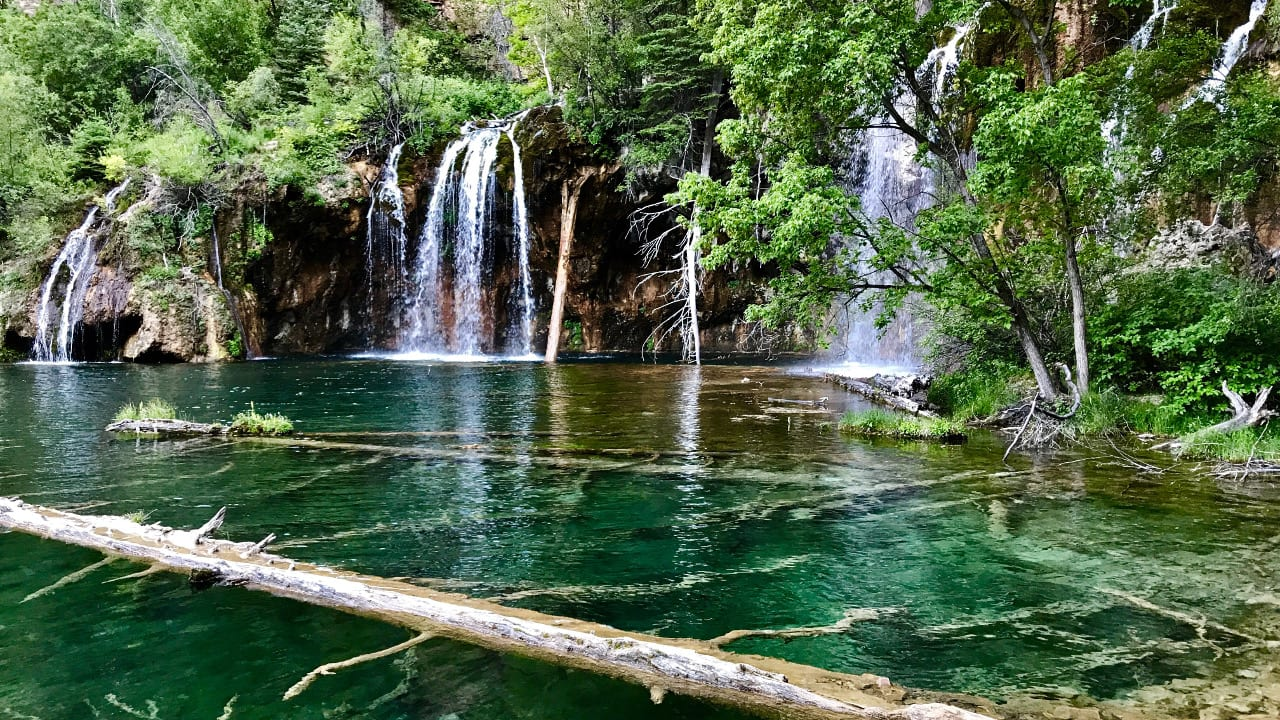 Colorado Waterfalls Waterfalls To Visit In CO - Colorado waterfalls map