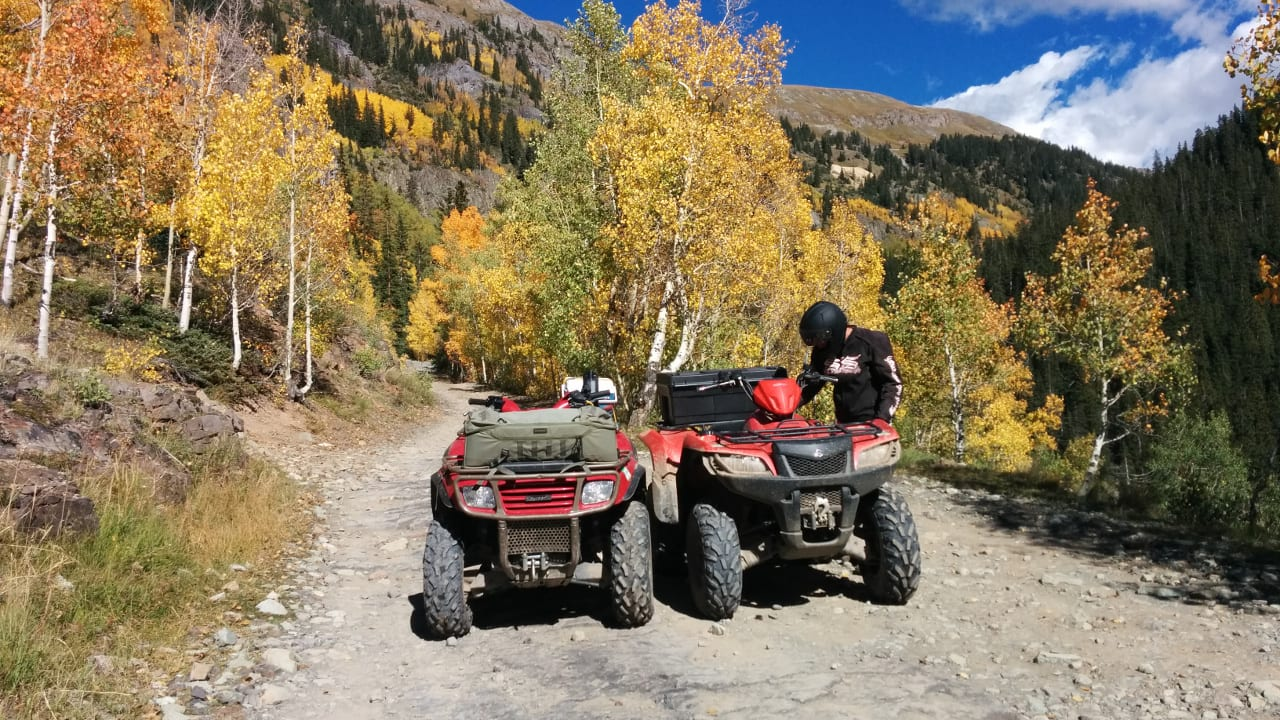 ATV Tour Ouray Colorado