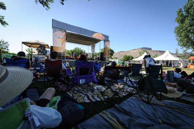 Palisade Bluegrass and Roots Festival