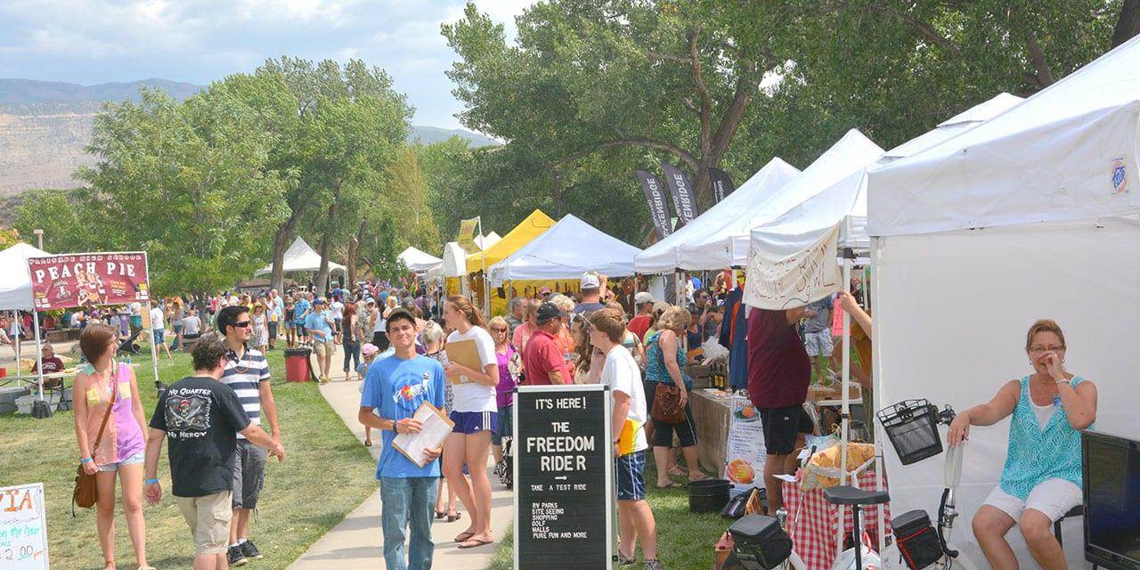 Palisade Peach Fest Colorado
