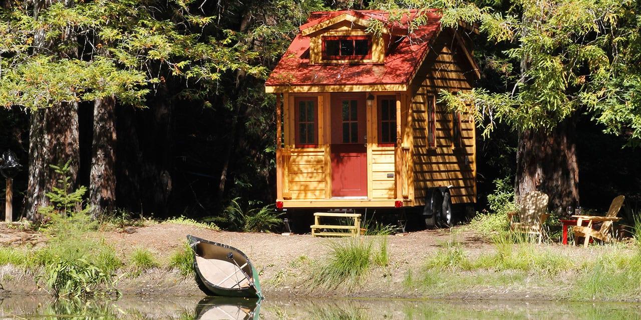 Tumbleweed Tiny House Linden